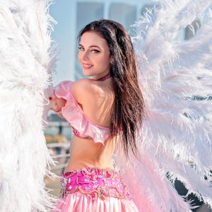 Belly_dance_pink_costumes