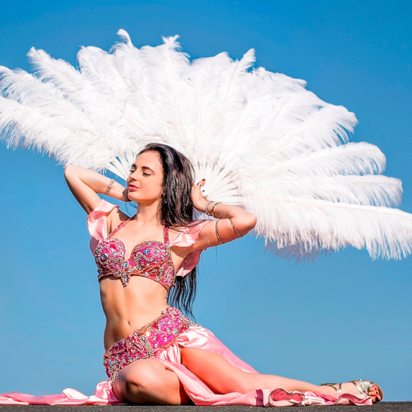 Belly_dance_pink_costume